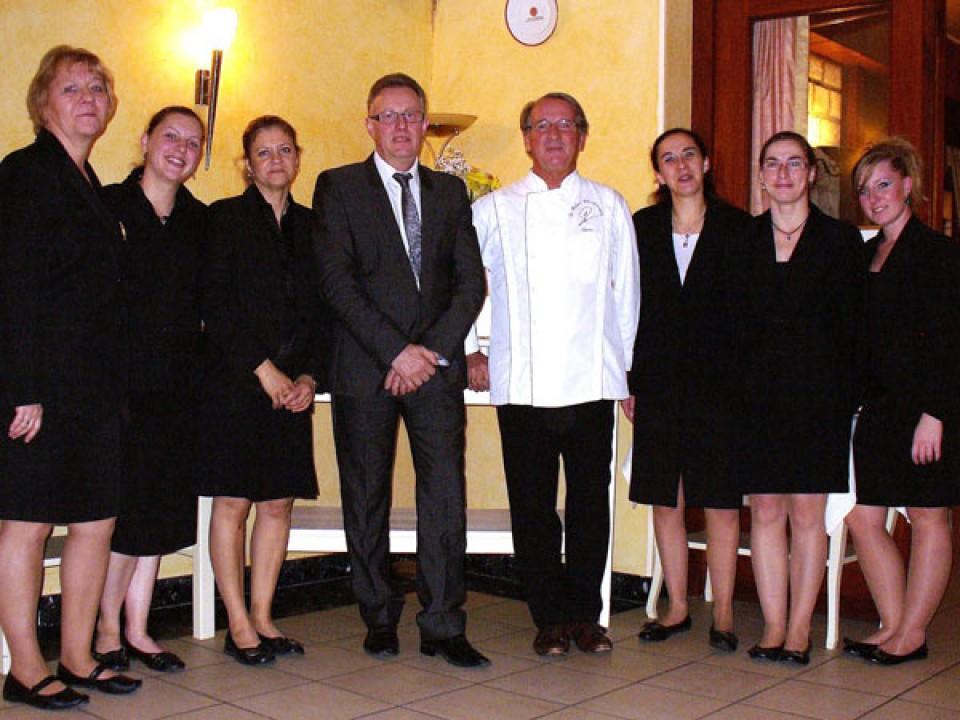 Equipe restaurant
